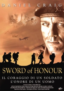 """Laughable.  If the images weren't misleading enough, I translate for your pleasure: """"The courage of a soldier.  The honour of a man.""""  READ THE BOOK, CRAIG."""