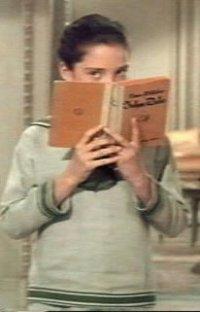 Brigitta: a girl with a due sense of literary urgency