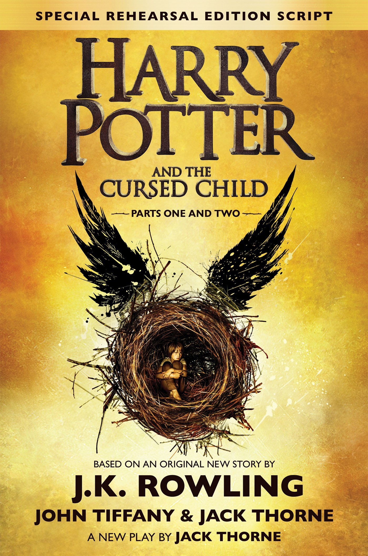Harry Potter and the Cursed Child | Room of Joy
